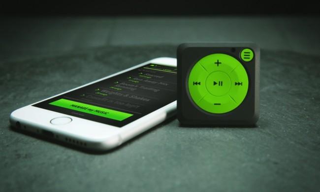 iPod para Spotify.